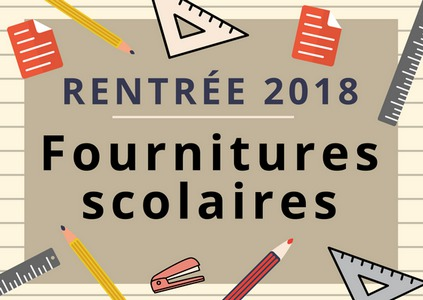 liste fournitures scolaires 2018 2019 college lucie aubrac beziers